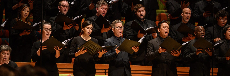 Los Angeles Master Chorale Photo Credit: Jamie Pham