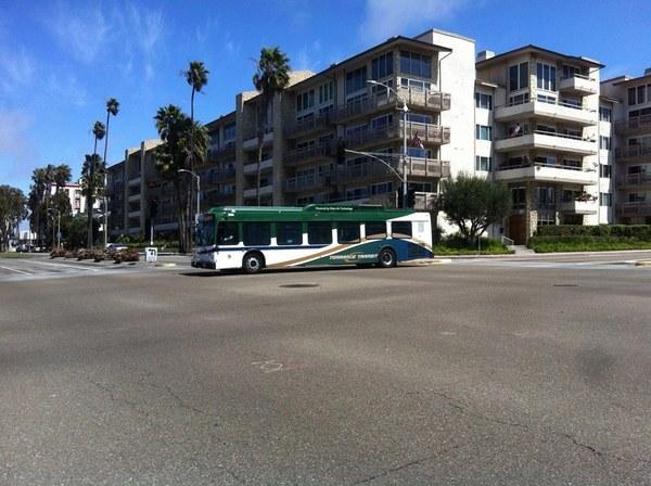 Torrance Transit Bus