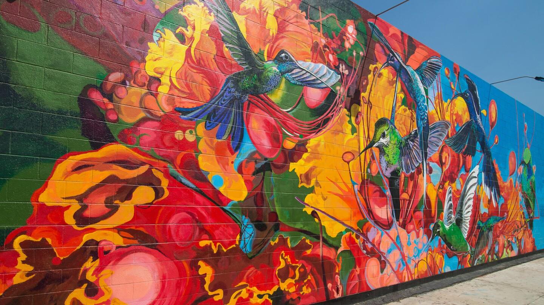 Indio - Mural