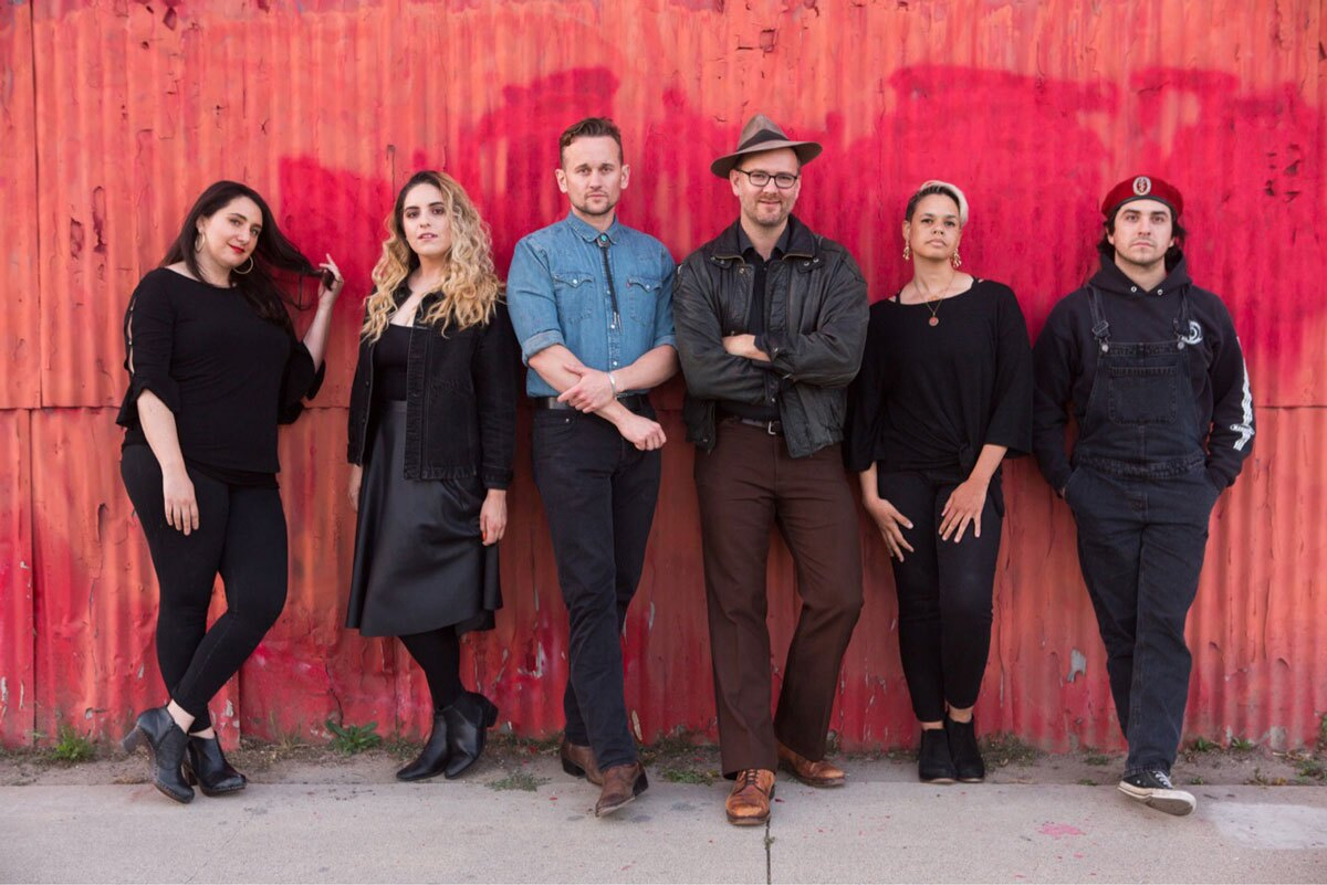 Eagle Rock Gospel Singers | Courtesy of the artists
