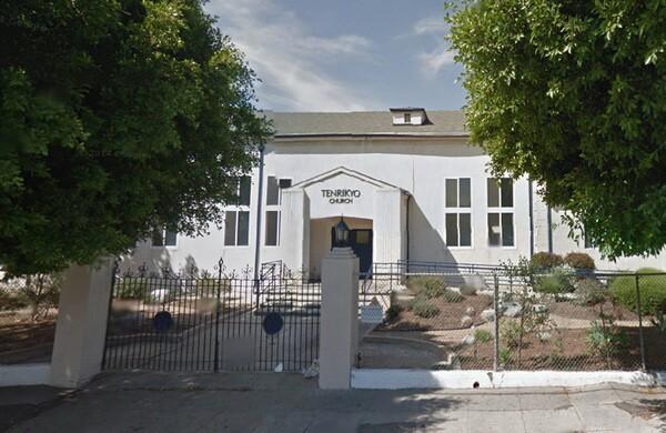 Tenrikyo Church in Boyle Heights | Google Maps