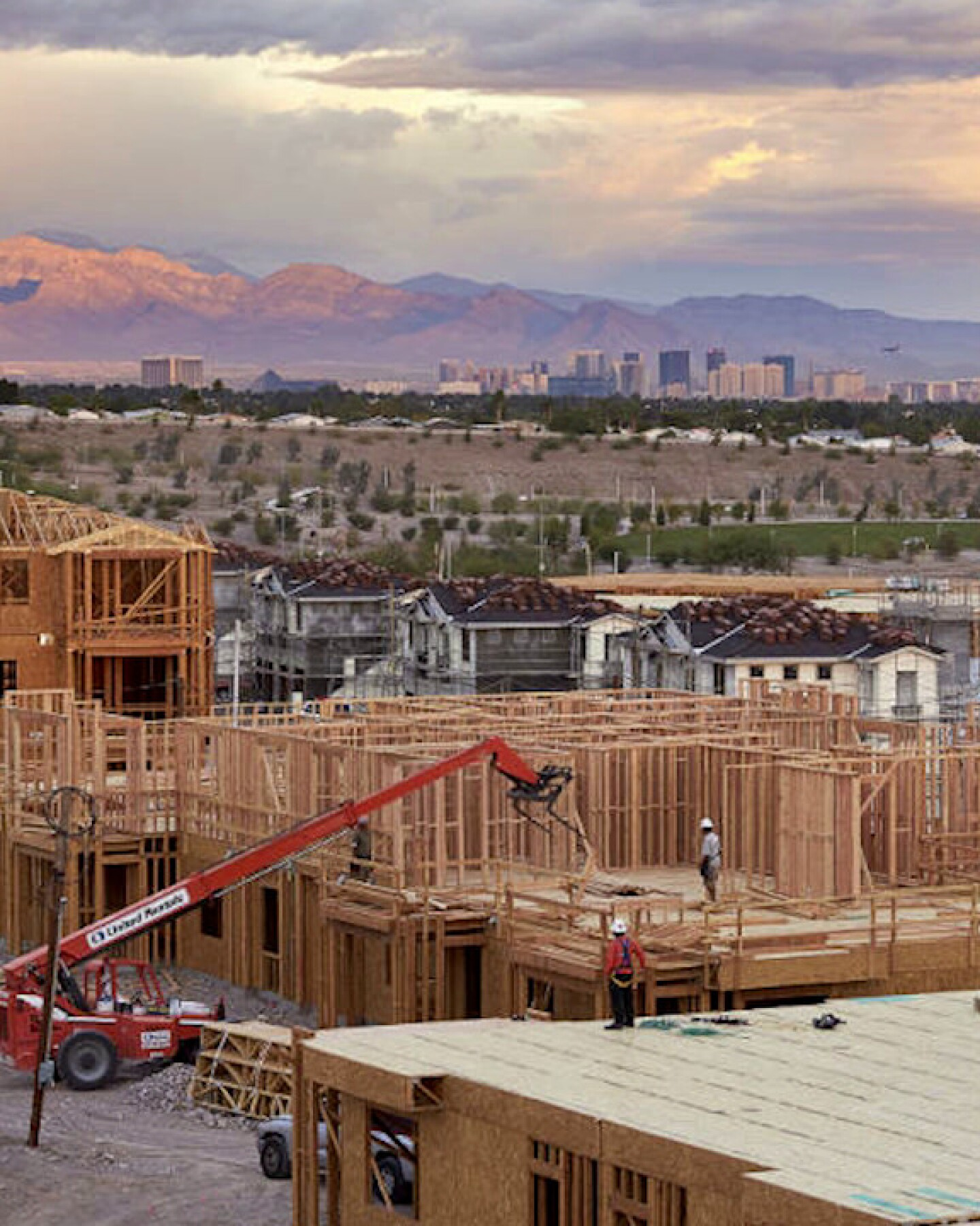 Booming Las Vegas (Courtesy of KCET)