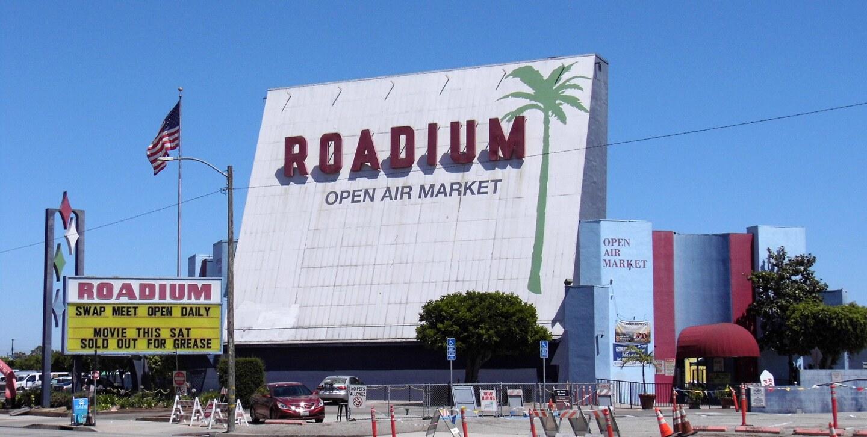 Roadium Open-Air Market and Drive-In | Sandi Hemmerlein