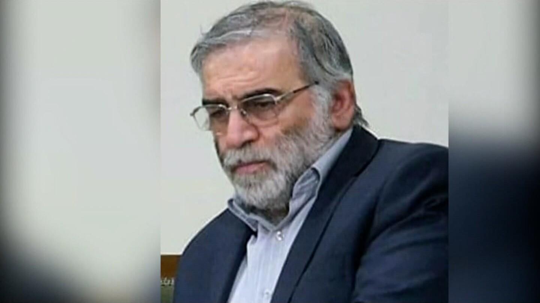 Mohsen Fakhrizadeh in 2019.