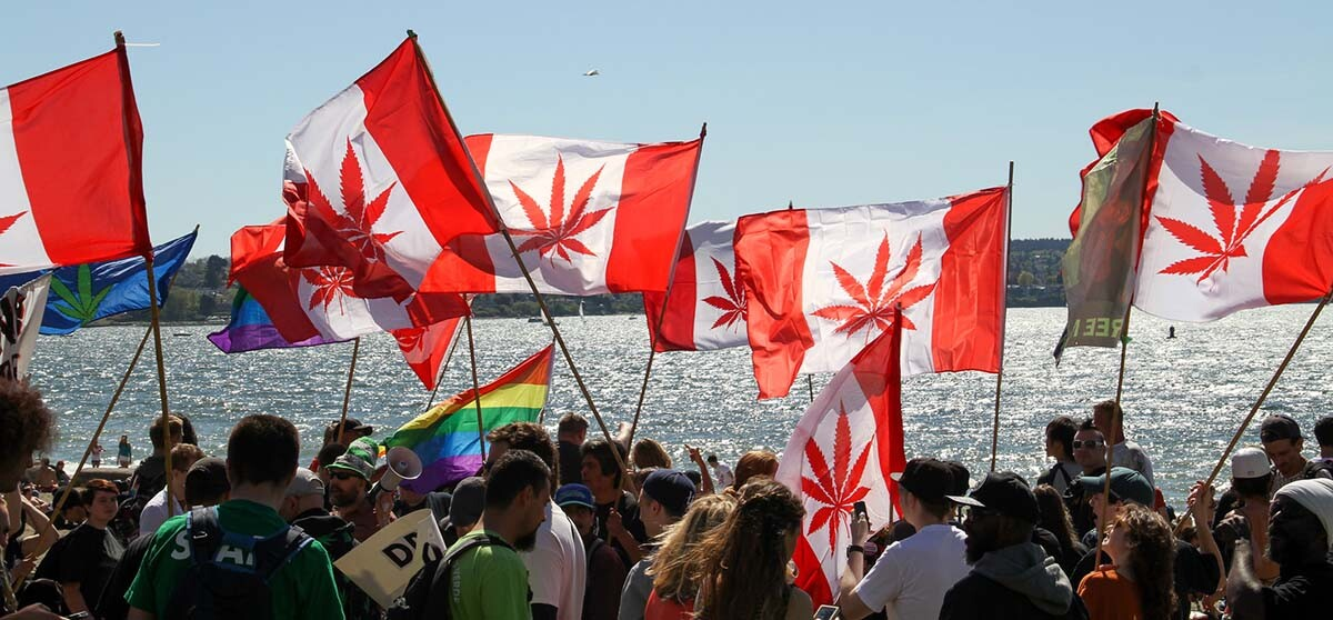 Global marijuana march in Vancouver | Cannabis Culture/Flickr/Creative Commons (CC BY 2.0)
