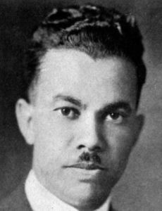 A young Paul Revere Williams | Security Pacific National Bank Collection, Los Angeles Public Library