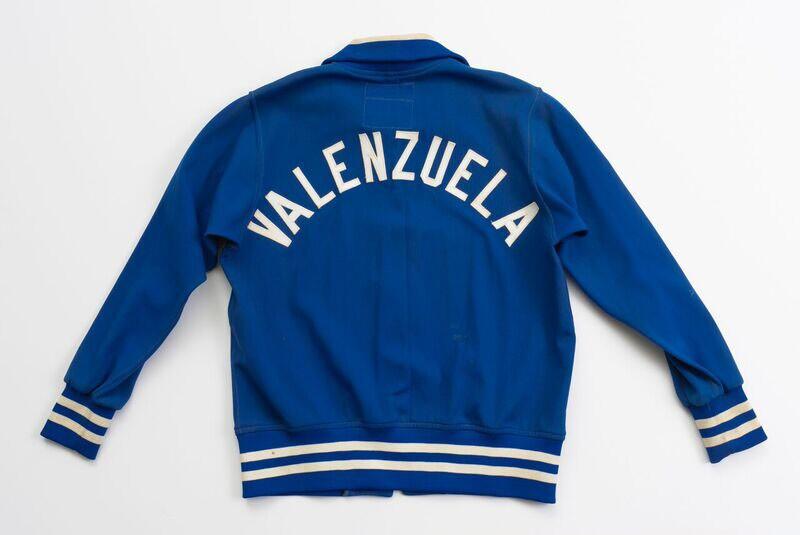 Fernando Valenzuela jacket