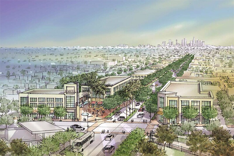 Watts Re:Imagined, a plan to revitalize Watts