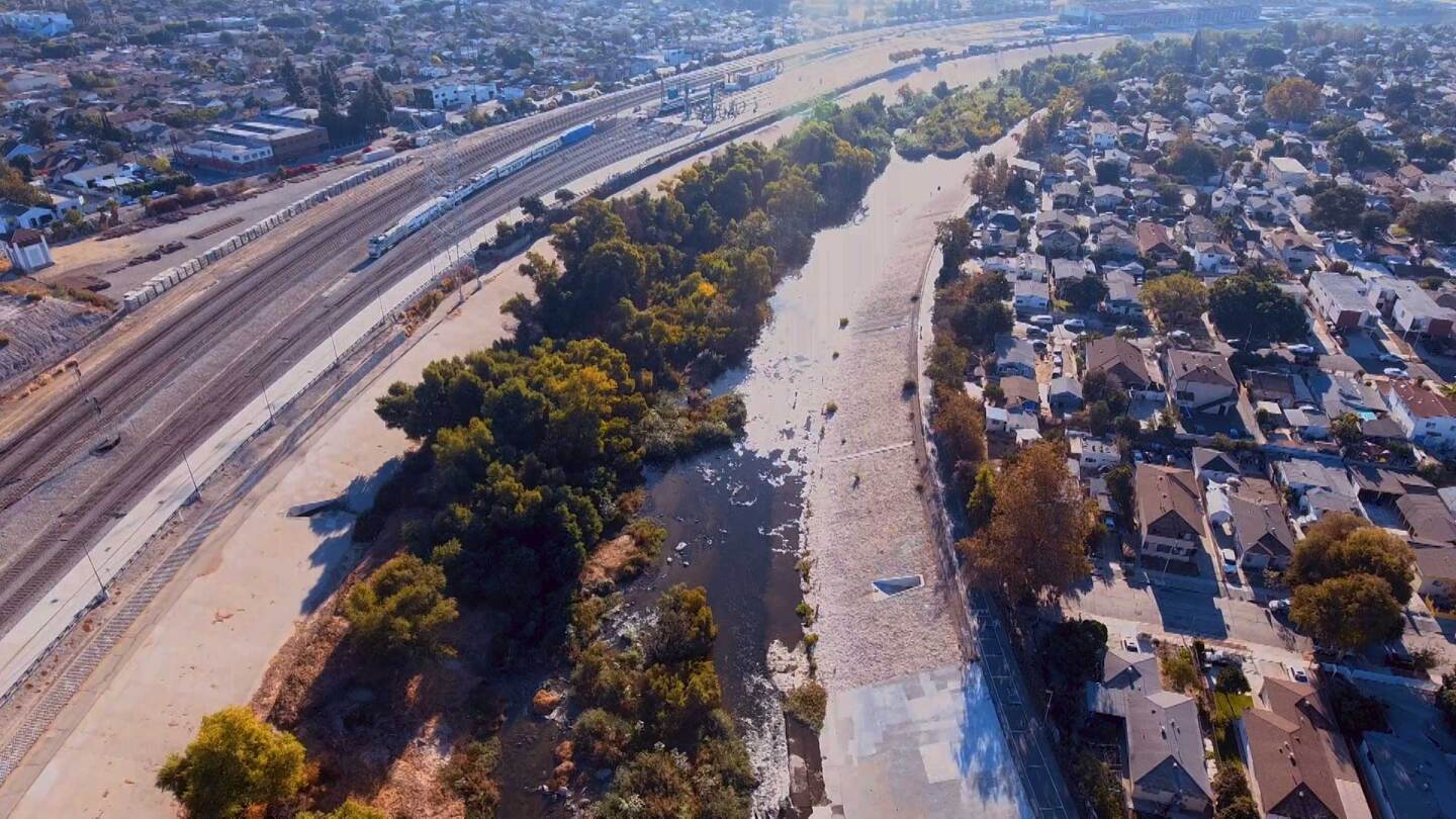 "L.A. River |  Still from ""Urban Ark Los Angeles."""