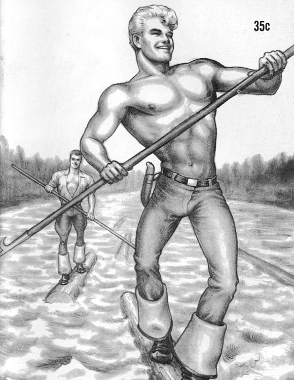 tom-of-finland-physique-pictorial-logger