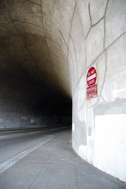 Third Street tunnel | Photo by 3rdst used under a Creative Commons license