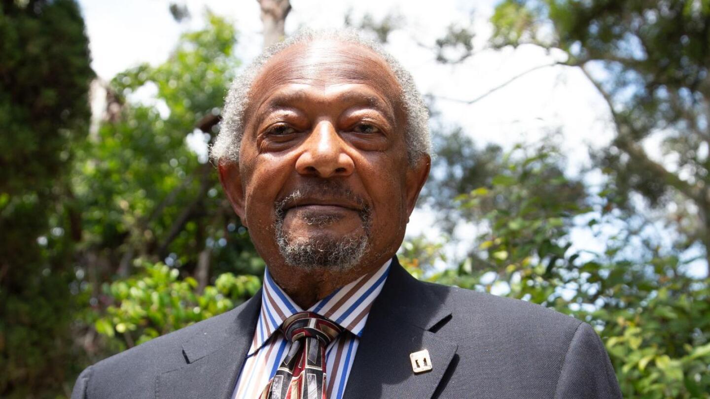 Portrait of Dr. Richard Allen Williams.