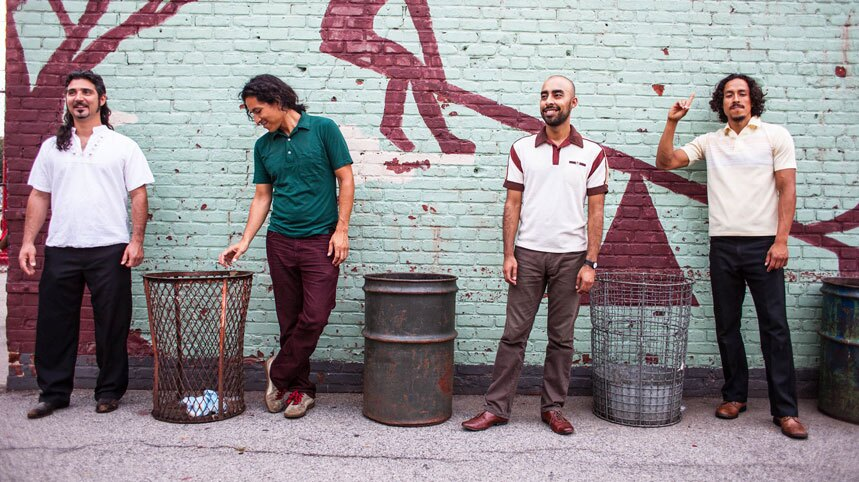 Chicano Batman: A Soul Band with a Rhythmic vision of the World