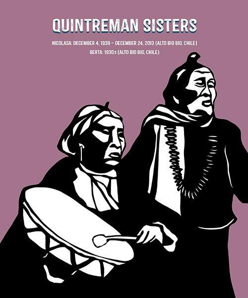 Rad Women: Quintreman Sisters