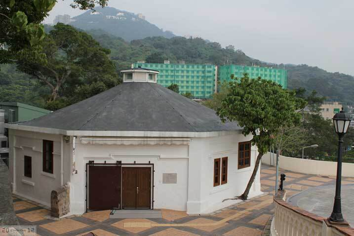 Old Dairy Farm in Hong Kong