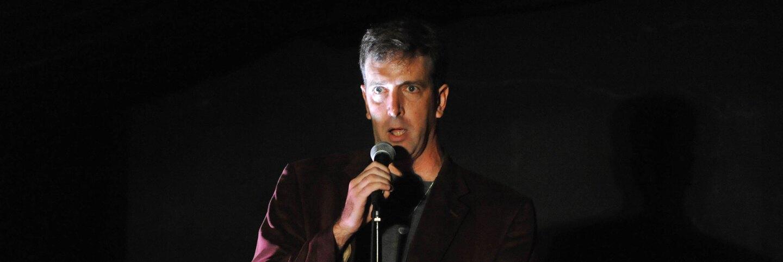 Will Franken performs at the Edinburgh Festival Fringe