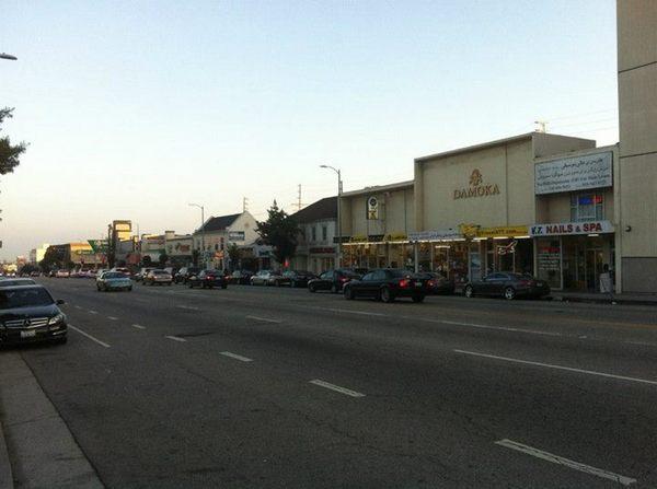 Westwood-UCLA -- Tehrangeles