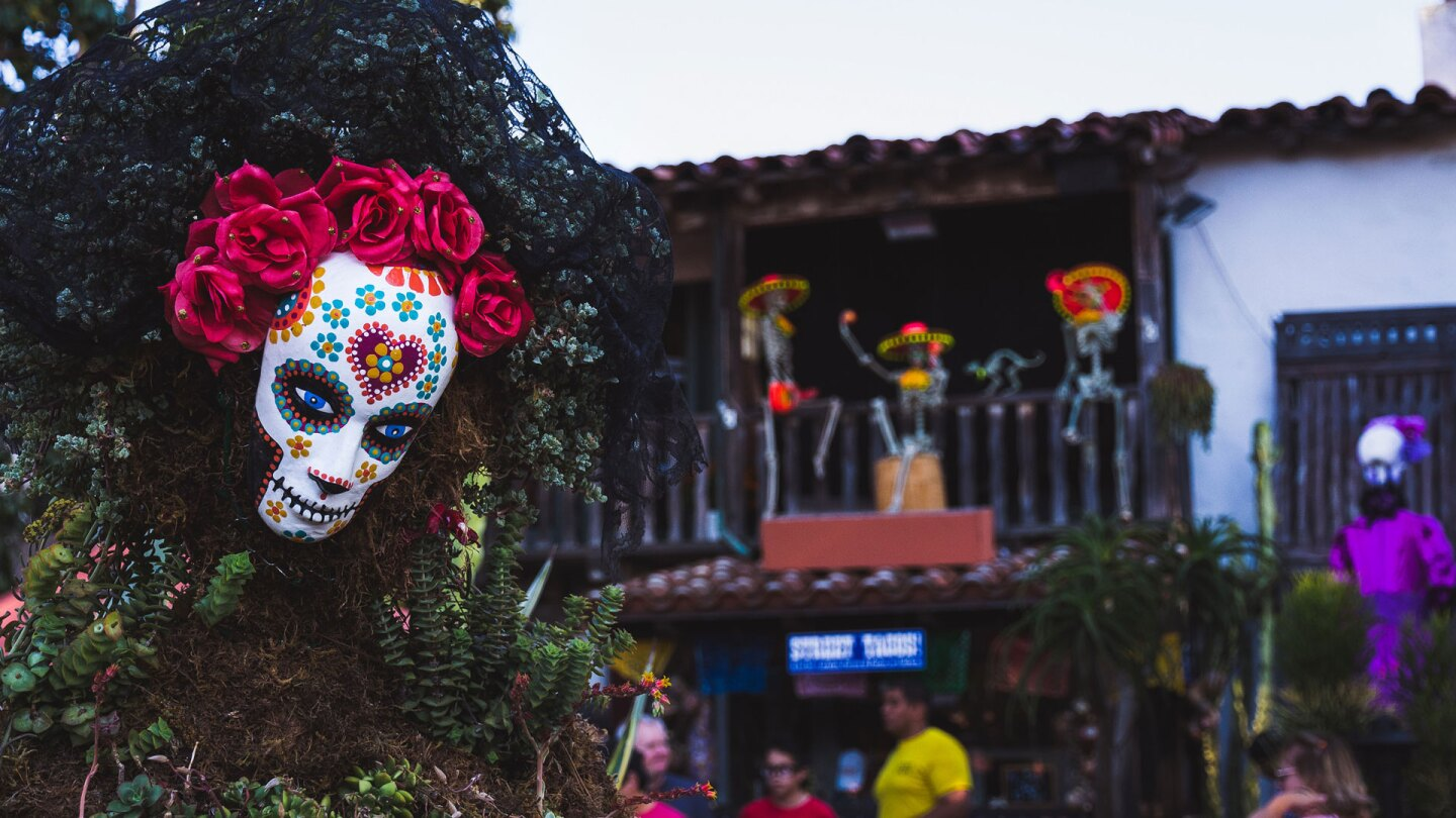 old town san diego day of the dead