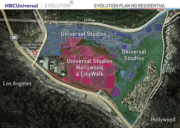 NBCUniversal Evolution Plan
