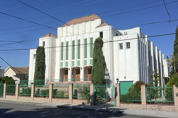 Seventh Day Adventist Church on Bridge Street