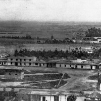 This image is widely considered the earliest-known photograph of Los Angeles.