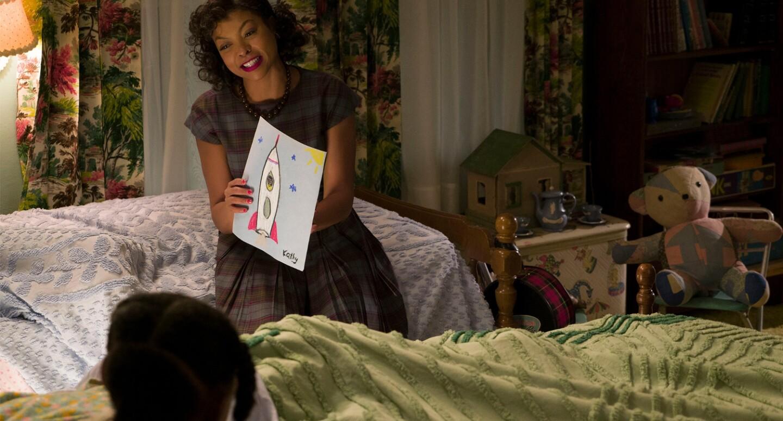 """Hidden Figures"" stars Taraji P. Henson, Octavia Spencer and Janelle Monáe"