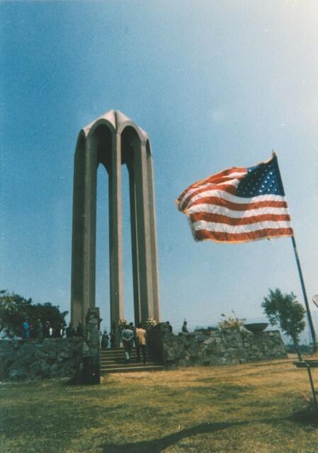 Armenian Genocide Memorial in Montebello | Photo: Los Angeles Public Library