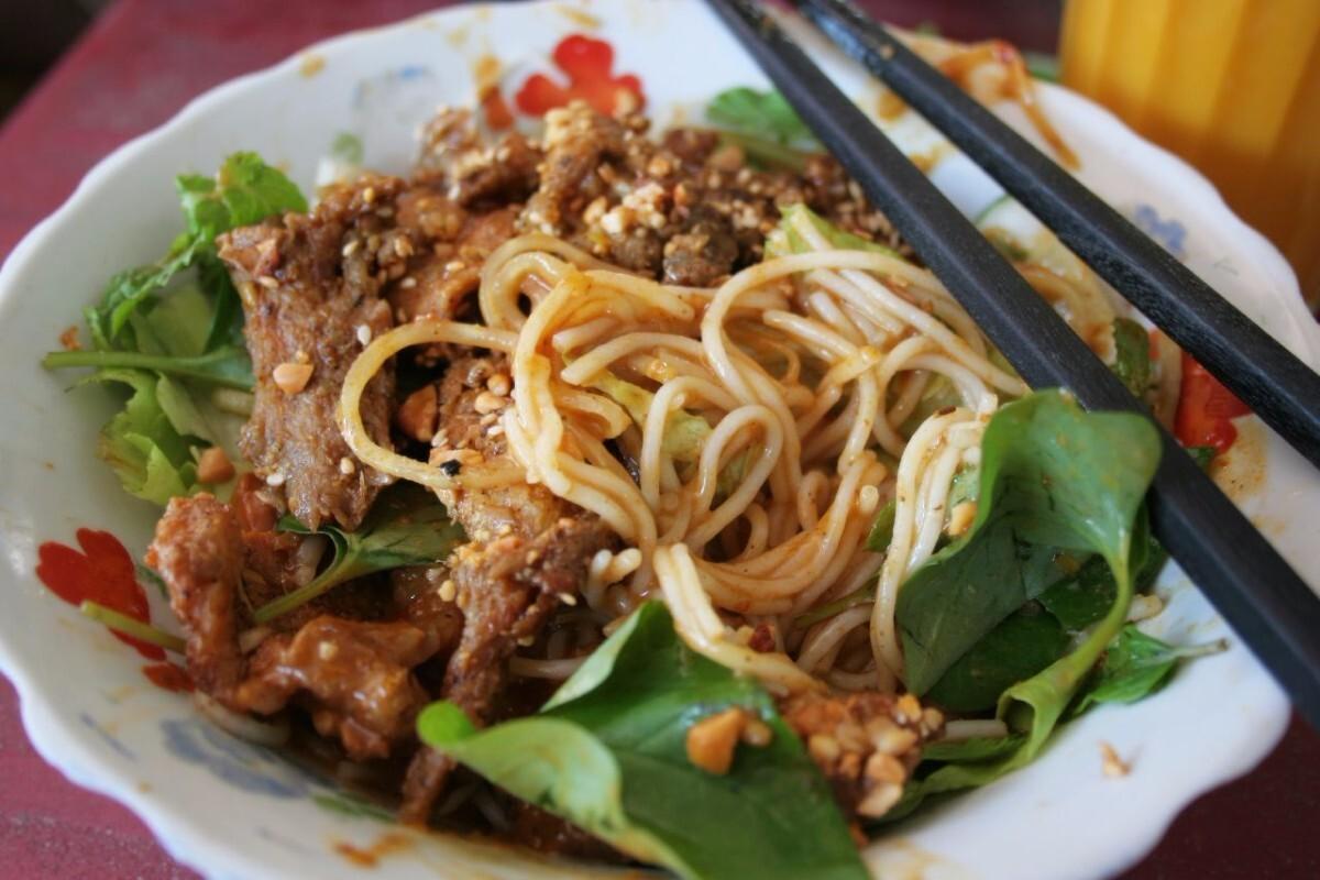 Bun thit nuong   Hanoi Mark via Flickr