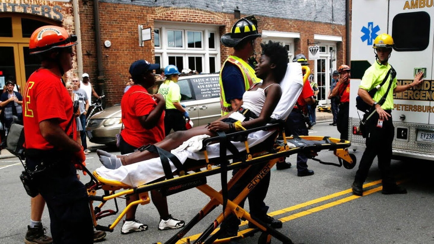 Survivor of White Supremacist Attack in Charlottesville: There's No Question, This was Terrorism