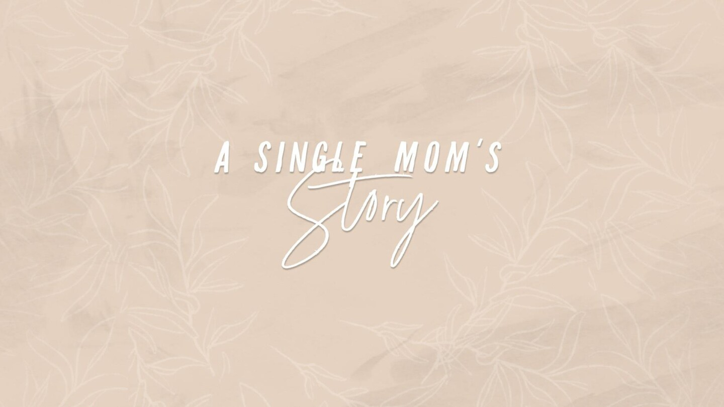 "Title card for ""Roadtrip Nation: A Single Mom's Story."""