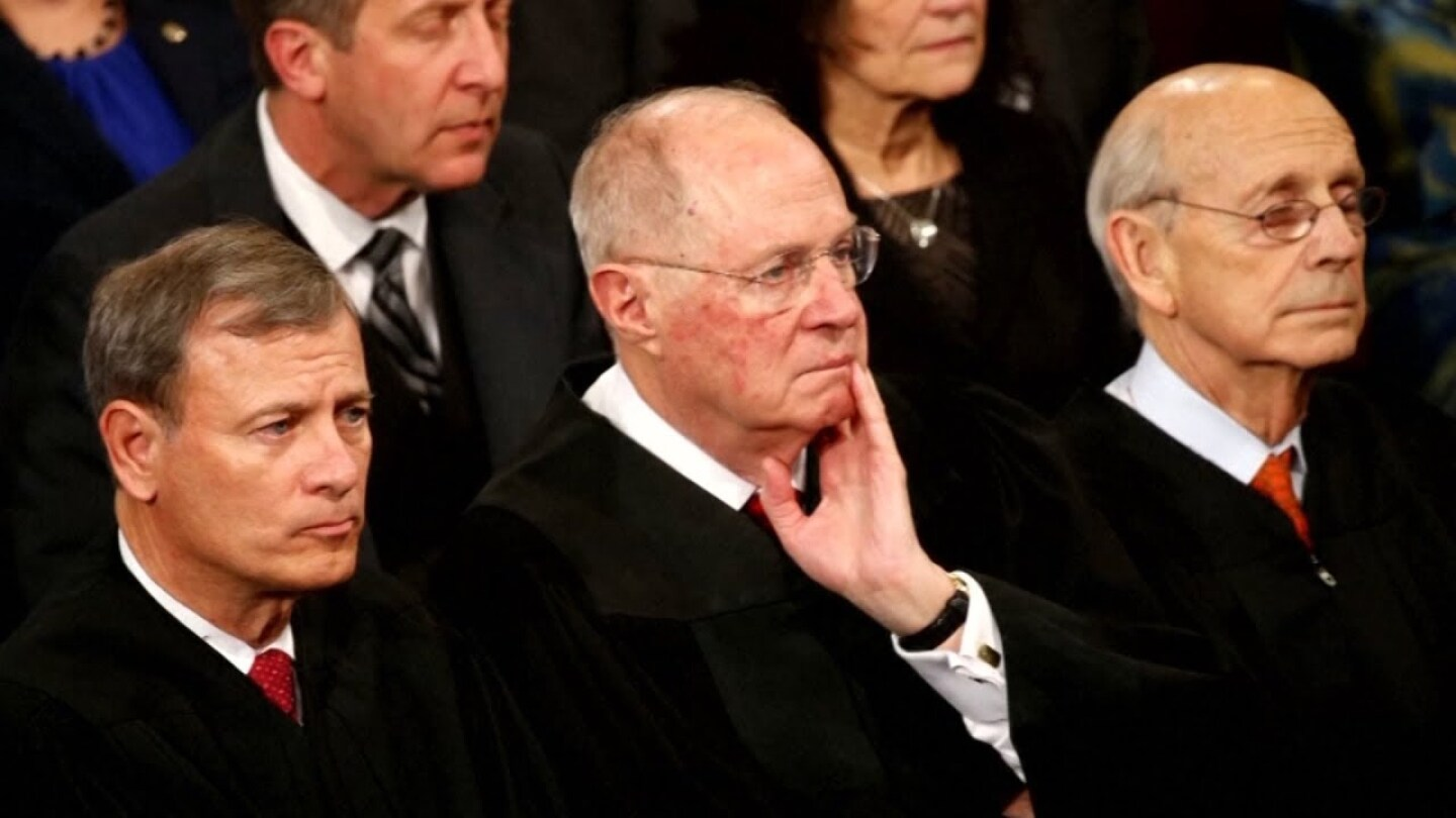 Justice Anthony Kennedy | Democracy Now