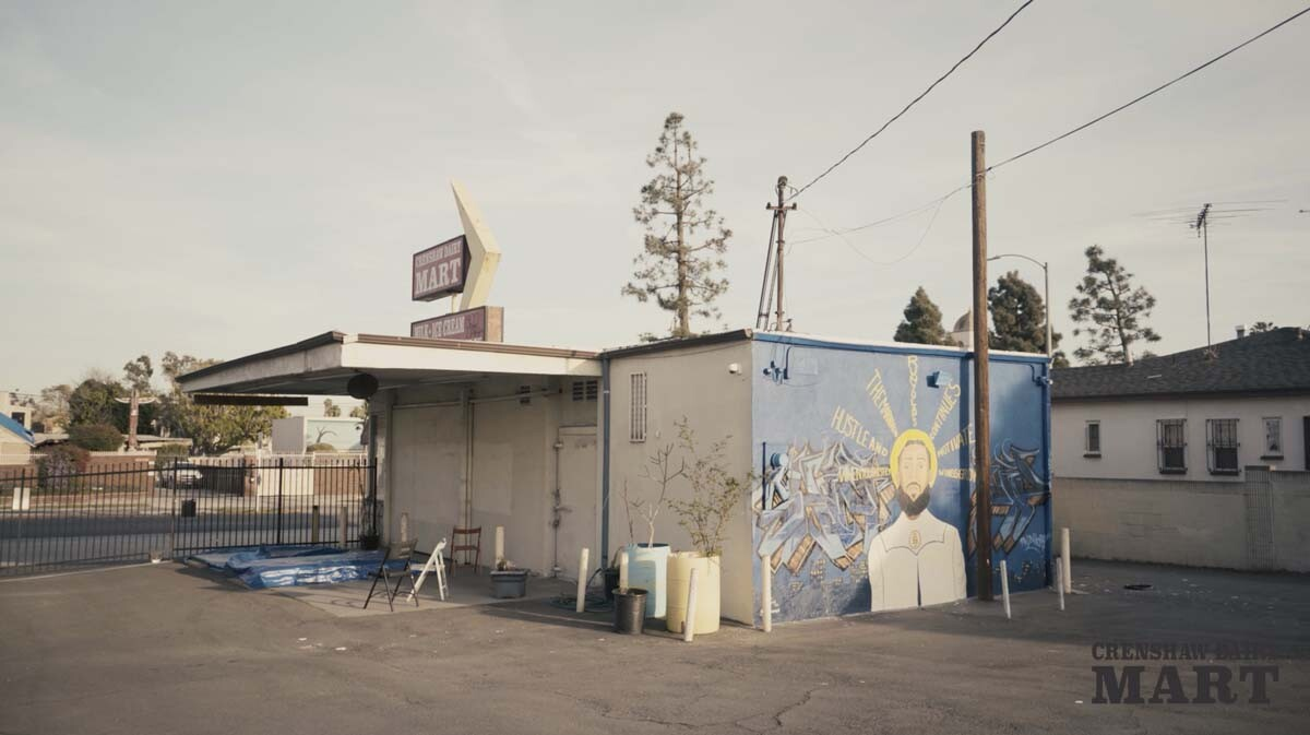 Crenshaw Dairy Mart in Inglewood is rethinking the fine arts structure   Courtesy of Crenshaw Dairy Mart