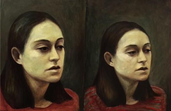 """""""Liza"""" by David Settino Scott."""