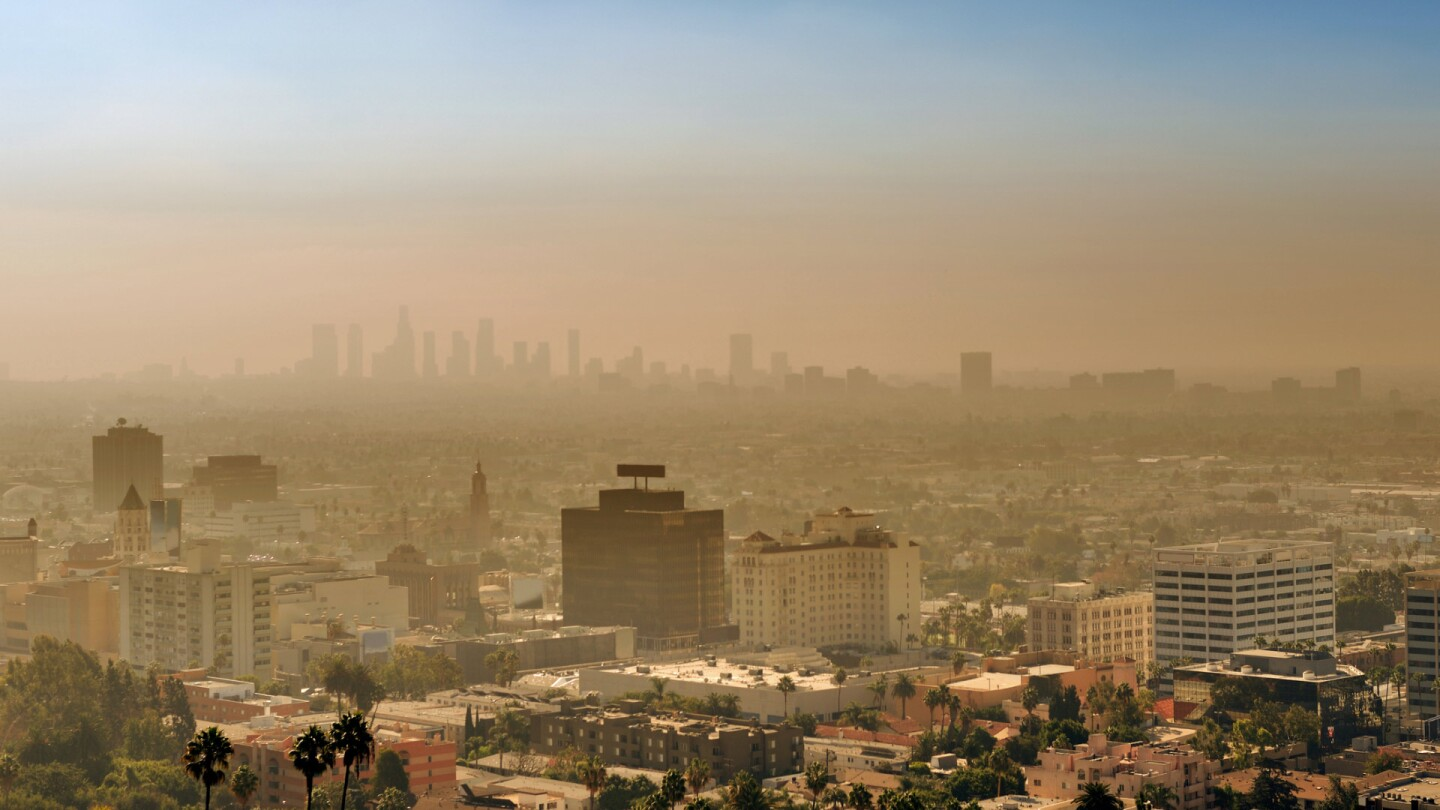 Pollution - Banner - San Gabriel Valley story