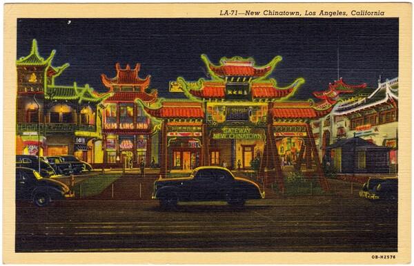 Chinatown 1930