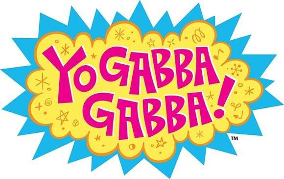 'Yo Gabba Gabba' logo