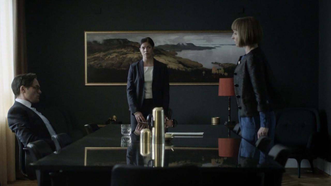 "Still from ""Follow the Money"" Season 2, Episode 2."
