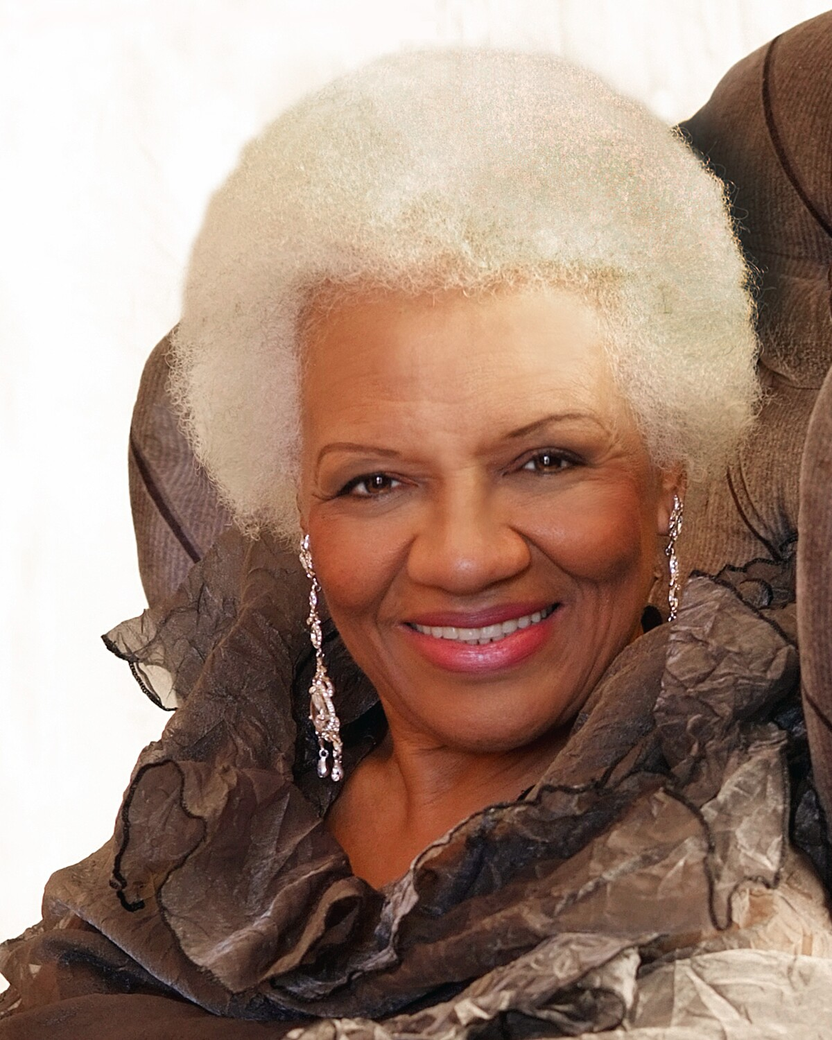 """Barbara Morrison featured in Southland Sessions Episode Fifteen """"Barbara Morrison: Standing On Their Shoulders"""" (Photo courtesy of Wallis Annenberg Center for the Performing Arts)"""