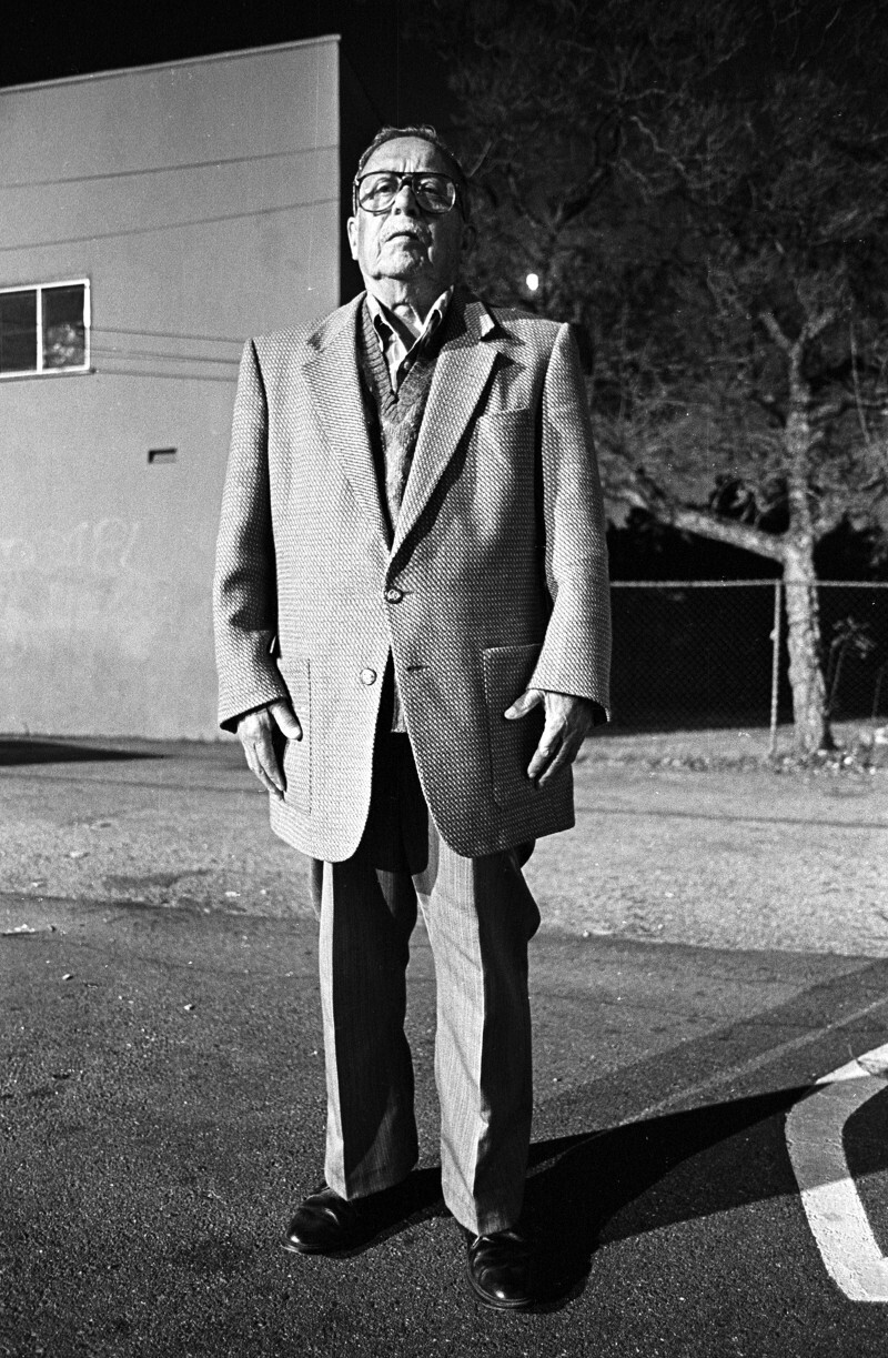 Harry T. Gamboa, Printer (Retired), 1997 | Harry Gamboa Jr.