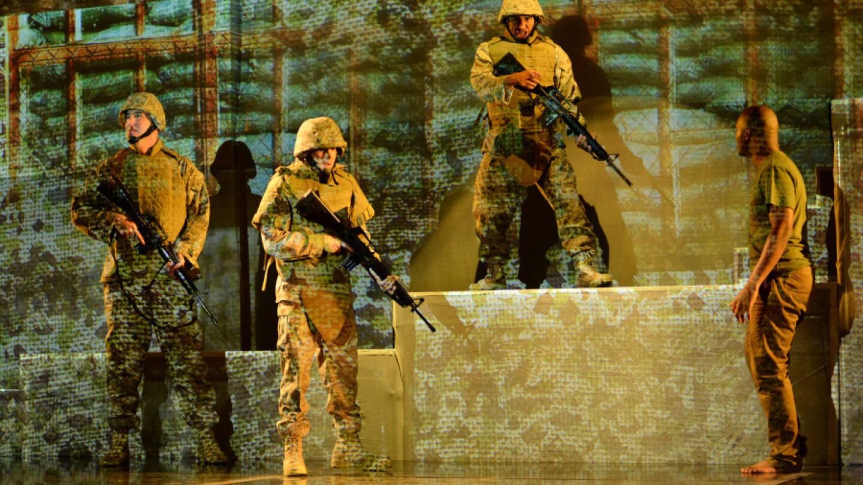 """""""Fallujah"""" opera"""