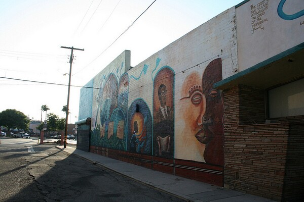 Leimert Park Mural | Photo: A. Smith