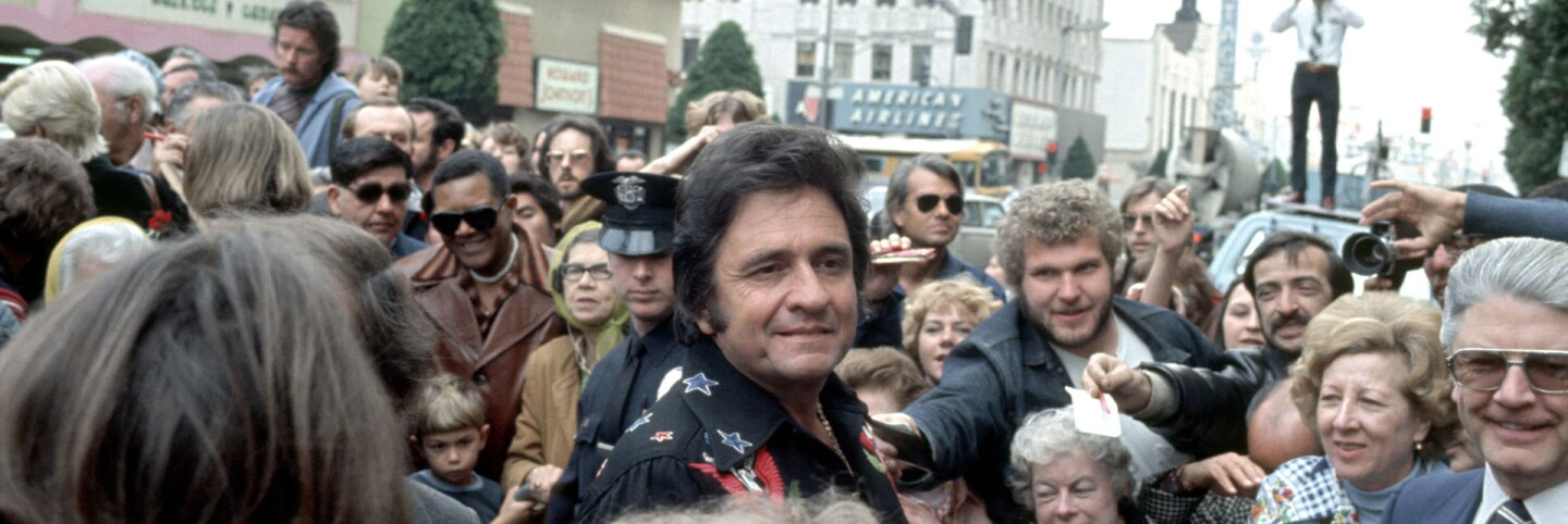 johnny cash hollywood