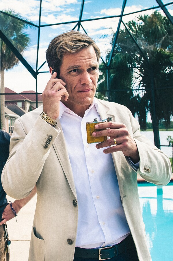 Michael Shannon as Rick Carver in 99 Homes