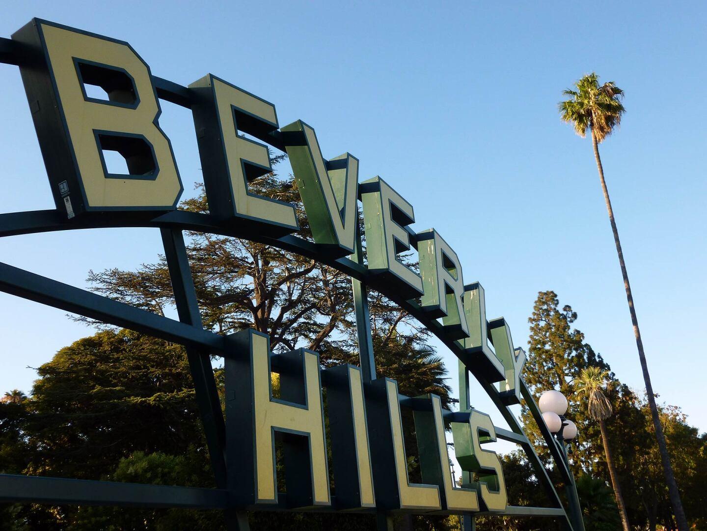 Beverly Hills Sign | Sandi Hemmerlein