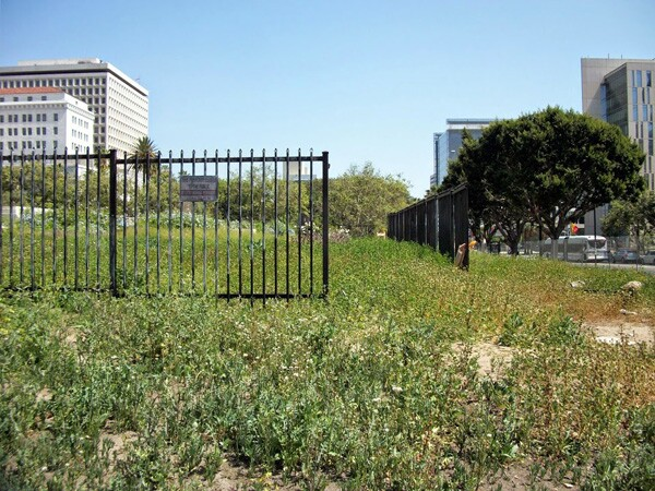 Former site of ''The Fortress'' | Photo: Hadley Meares