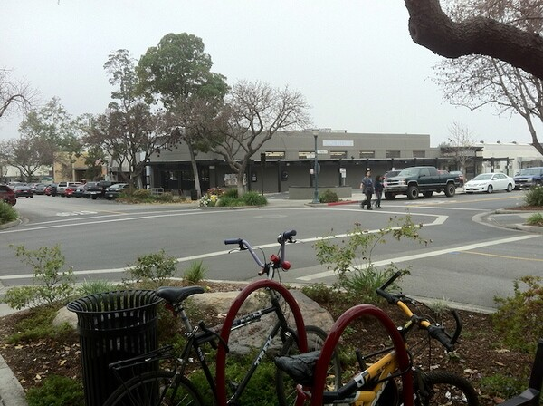 Rhino Records and Video Paradiso in Claremont