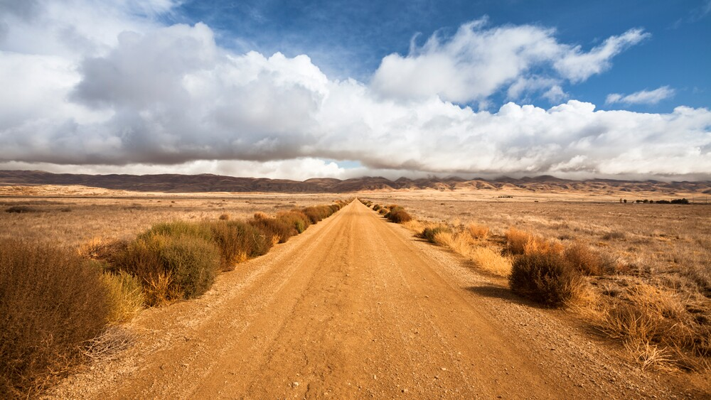 Seven Mile Road in CPNM   Photo: Michael Stubblefield/iStockPhoto