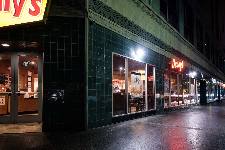 Diner. Wilshire Blvd. 2019. | Kwasi Boyd-Bouldin