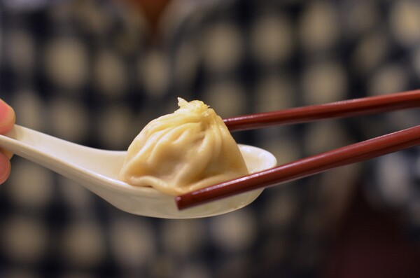 Soup dumpling from Wang Xing Ji | Photo by Clarissa Wei