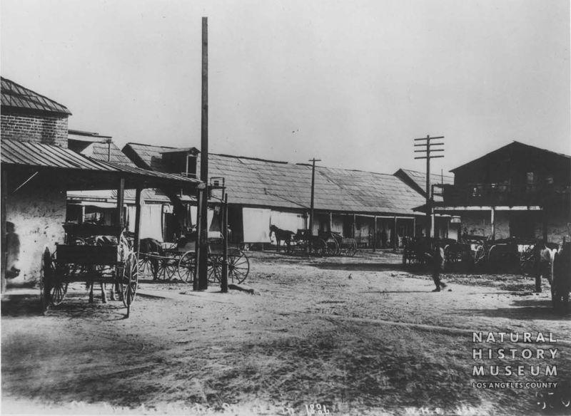 Photo of Calle de los Negros, circa 1890